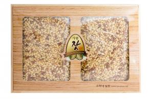 오동나무선물세트 1.2kg (황잣)